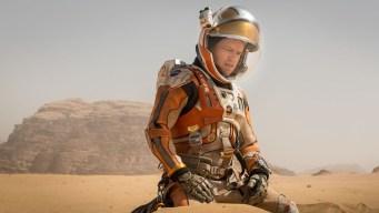 Globes: 'Martian,' 'Revenant' Get Awards Boost