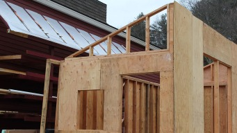 Wooster School Creates A Big Project Building A Tiny House