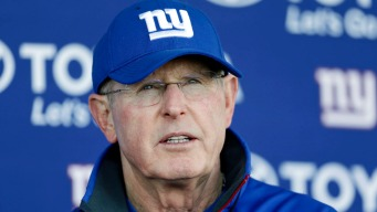 Tom Coughlin May Not Make it to the End of His Contract