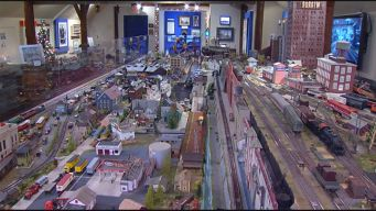 This Weekend: Train Show