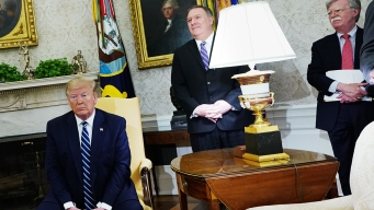A Half-Hour Away: How Trump Opted Against Iran Strike