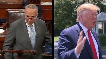 Trump, Schumer React to Photo of Migrants Who Drowned in Rio Grande