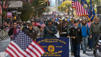 Trump to Kick Off NYC Veterans Day Parade, Offer Tribute