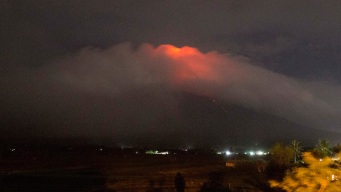 Thousands Evacuated as Lava Flows From Philippine Volcano