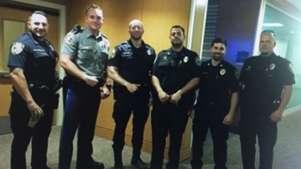 West Haven Officer in Motorcycle Crash Gets Support From Department
