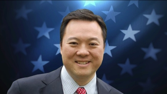 Tong Makes Victory Speech After Attorney General Race