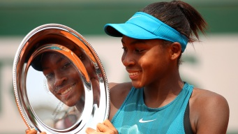 Cori Gauff Is Youngest Player to Qualify for Wimbledon at 15