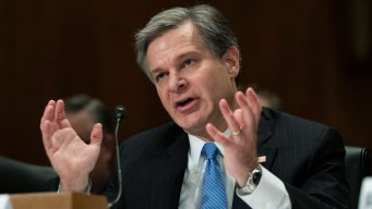 FBI Chief Says 'Usual Process' Followed in Kavanaugh Probe