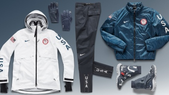 Here's What Team USA Will Be Wearing on the Podium in Pyeongchang