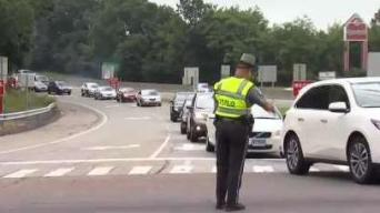 1 Dead After Crash Involving DOT Truck on I-95 in Westbrook