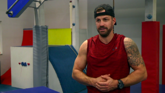 Johnny Bananas Competes on American Ninja Warrior