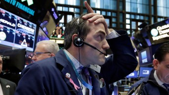 U.S. Stocks End Worst Week Since 2011