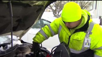 Cold Wreaks Havoc on Car Batteries