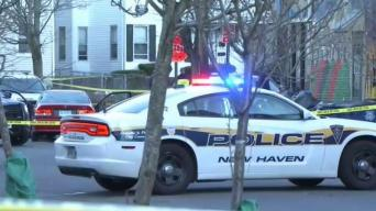 Dixwell Avenue in New Haven Closed for Police Investigation