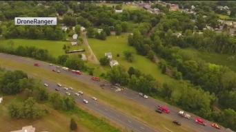 Enfield Man Killed in Crash on Route 9 in Cromwell