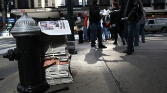 Storied NY Tabloid Daily News Sold to Tribune Spin Off