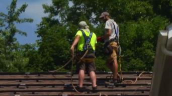 Outdoor Workers Suffer in the Heat