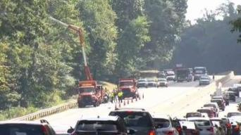 Police ID Driver in Deadly Crash Involving DOT Truck on I-95