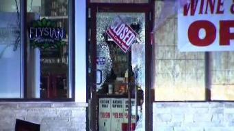 Police Investigate Burglary at Liquor Store in West Hartford