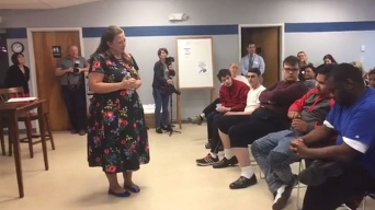 Enfield BOE Member Shares Her Story of Success With Autism