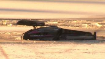 Search for Missing Snowmobiler in Deemed Recovery Mission