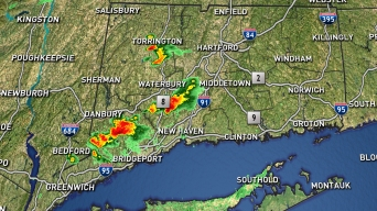 FIRST ALERT: Strong Storms Move Through Connecticut