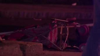 Toddler Killed After Waterbury Crash