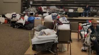Local Red Cross Volunteers Help CA Wildfire Victims
