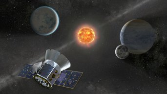 NASA Set to Launch Galactic Scout to Prowl for Planets