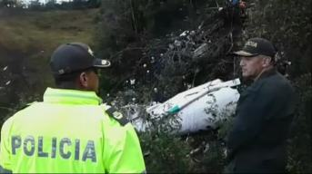 RAW: Injured Rescued From Site of Colombia Crash