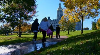 Thousands Take Steps to Find a Cure