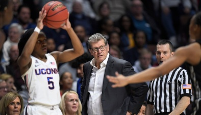 UConn No. 2 Seed As Women's NCAA Bracket Released Early