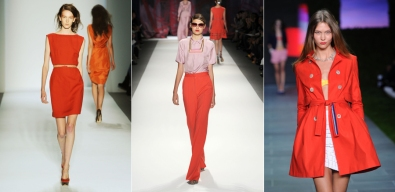 Want This' Fashion Week Wants... Persimmon!