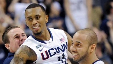 UConn Beats Providence 63-59 in OT