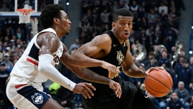 UCF Beats UConn on the Road