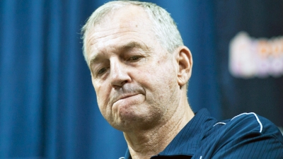 Jim Calhoun on Documentary: 'Its Surreal'
