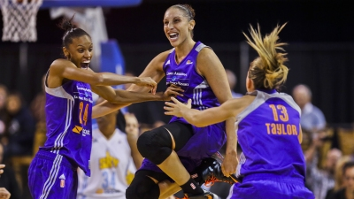 Diana Taurasi Becomes Top WNBA Scorer of All Time