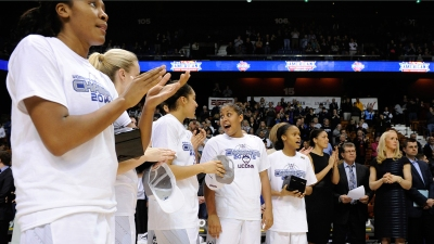 UConn Beats USF, Wins AAC Tourney