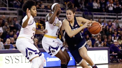 No. 1 UConn Women Rout ECU for 94th Straight Win
