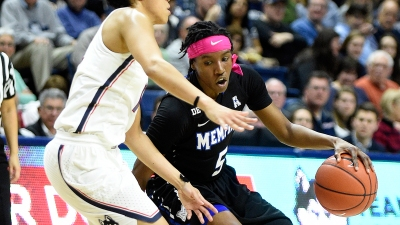 UConn Extends Streak to 103 with Rout of Memphis