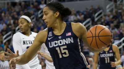 UConn Wraps Up West Coast Trip With Win Over Nevada