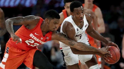UConn Falls to Syracuse at MSG 72-63