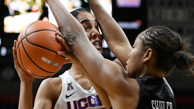 Top-Ranked UConn Wins 100th Straight Regular Season Game