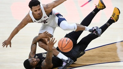 Vital Scores 18 to Lead UConn to a Win Over UCF