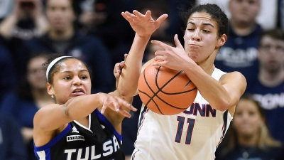 UConn Women Extend Conference Win Streak