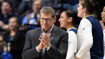 UConn One of Top Seeds in Women's NCAAs
