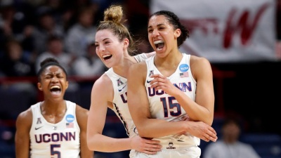UConn Routs South Carolina, Heads Back to Final Four