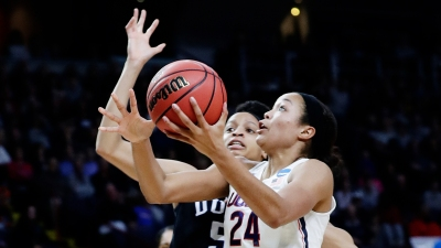 UConn Routs Duke on Way to Elite Eight