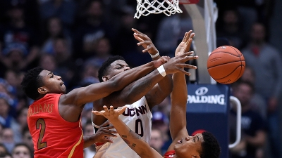 UConn Loses to Arizona 72-76