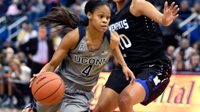 UConn Women Finish Regular Season a No. 1 in AP Poll